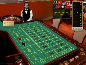 Legaal live Casino Spelen