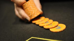 Fooien in live casino